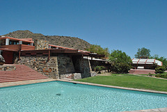 Taliesin West: Photo by .dh